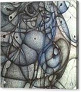 A Third Detail Acrylic Print