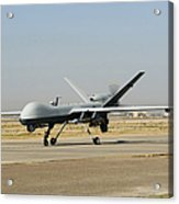 A U.s. Air Force Mq-9 Reaper Unmanned Acrylic Print