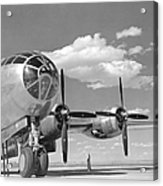 A U.s. Army Air Forces B-29 Acrylic Print