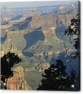 A View Of The Grand Canyon Acrylic Print