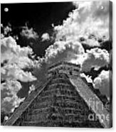 A Way To The Top Acrylic Print