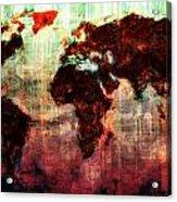 A Wonderful World Acrylic Print