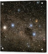 Ab Centauri Stars In The Southern Cross Acrylic Print