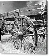 Farming Nostalgia Acrylic Print