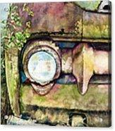 Abandoned Acrylic Print