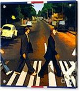 Abbey Road Acrylic Print