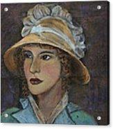 Abigail Acrylic Print