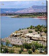 Abiquiu Lake New Mexico Acrylic Print