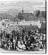Abolition Of Slavery Acrylic Print