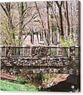 Aboratorium Bridge Acrylic Print