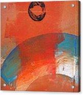 Aboriginal Ocean Acrylic Print