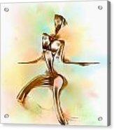 Abs 0099 Acrylic Print