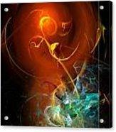 Abs 0255 Acrylic Print
