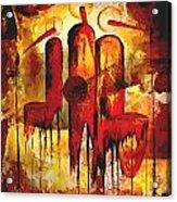 Abs 0274 Acrylic Print