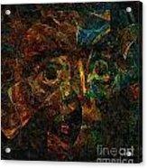Abs 0364 Acrylic Print