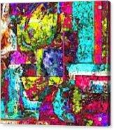 Abs 0367 Acrylic Print
