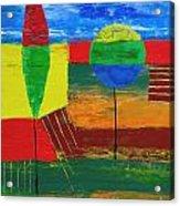 Abs 0456 Acrylic Print