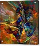Abs 0496 Acrylic Print