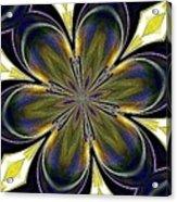 Abstract 004 Acrylic Print