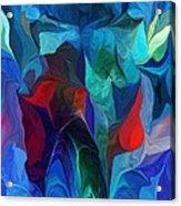 Abstract 021612 Acrylic Print