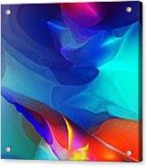 Abstract 060312 Acrylic Print