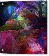 Abstract 072812 Acrylic Print