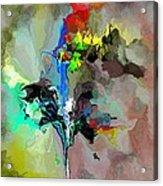 Abstract 082412-1 Acrylic Print
