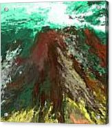 abstract 082511A Acrylic Print