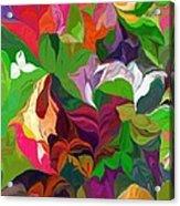 Abstract 090912 Acrylic Print