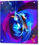 Abstract 092612 Acrylic Print