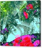 Abstract 127 Acrylic Print