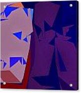 Abstract 13 Acrylic Print
