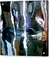 Abstract 1409 Acrylic Print