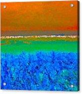 Abstract 204 Acrylic Print