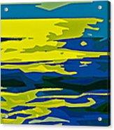 Abstract 205 Acrylic Print