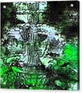 Abstract 235 Acrylic Print