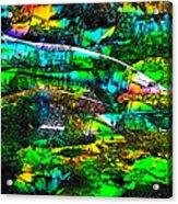 Abstract 241 Acrylic Print