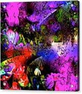 Abstract 252 Acrylic Print