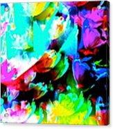 Abstract 253 Acrylic Print