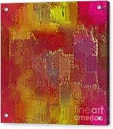 Abstract 258 Acrylic Print
