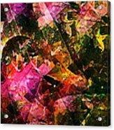 Abstract 270 Acrylic Print