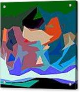 Abstract 28 Acrylic Print