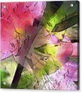 Abstract 280 Acrylic Print