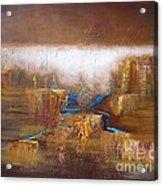 Abstract-36 Acrylic Print