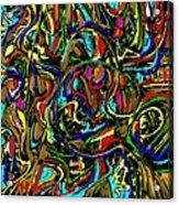 Abstract 479 Acrylic Print