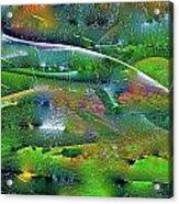 Abstract 52 Acrylic Print