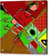Abstract 629 Acrylic Print