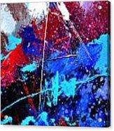 Abstract 71001 Acrylic Print