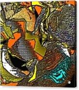 Abstract 731 Acrylic Print
