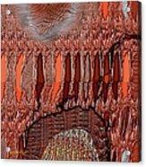 Abstract 769 Acrylic Print